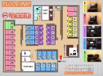 本八幡FLOORMAP20200531